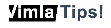 Vimlatips logotyp